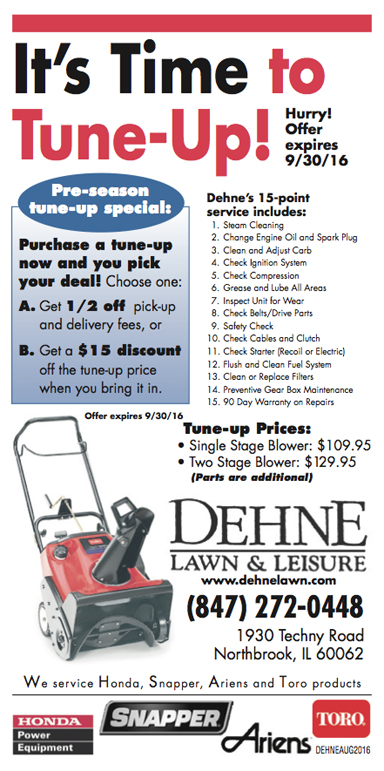 Dehne Lawn & Leisure
